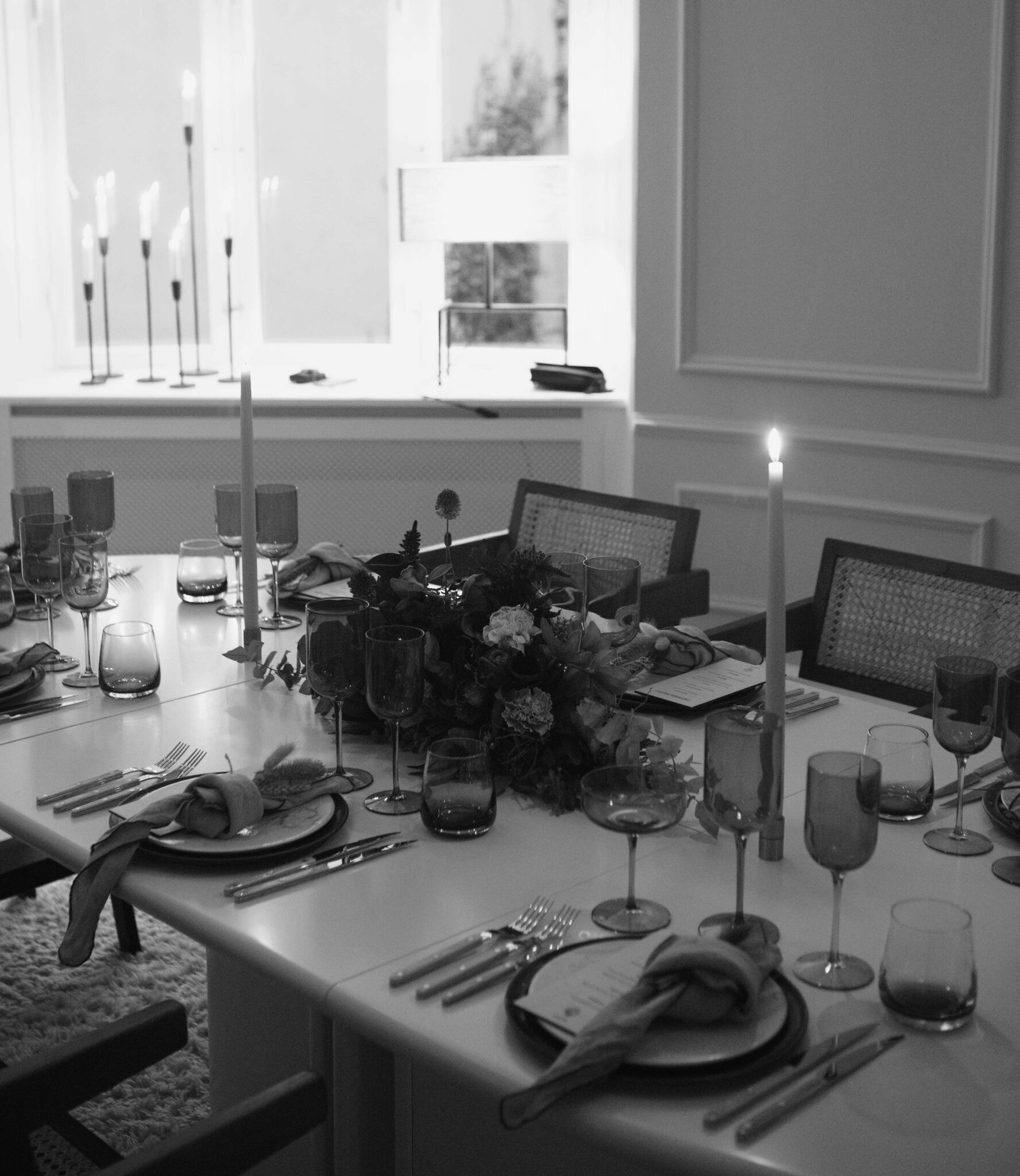 Private dining anretning